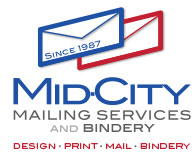 Mid City Mailing Service logo